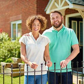 McLean Railings – home solutions – exterior handrail