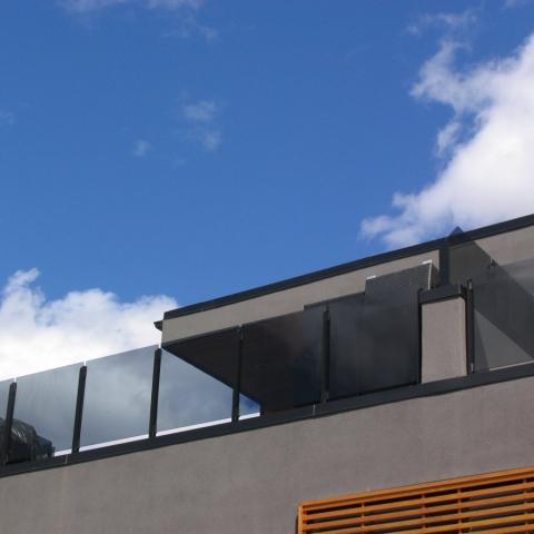 McLean Railings - outdoor railings